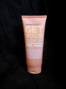 Photo of Get Your Glow On Peel Mask from Formula 10.0.6