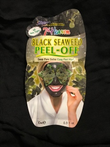 Image of Montagne Jeunesse Black Seaweed Peel-Off Mask