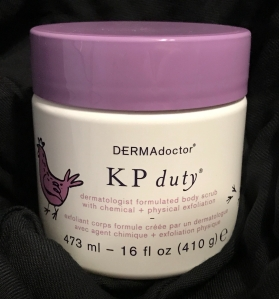 Image of Dermadoctor KP Duty Dermatologist Formulated Body Scrub with Chemical + Physical Exfoliation