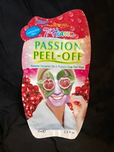 Photo of Montagne Jeunesse 7th Heaven Passion Peel-Off Mask