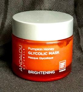 Photo of Anadalou Naturals Pumpkin Honey Glycolic Mask