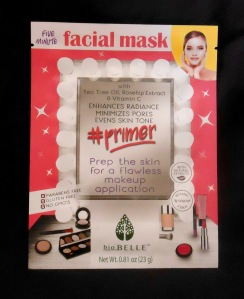 Photo of #Primer Tencel Mask from Biobelle Cosmetics