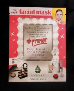 Photo of #Primer Tencel Mask from Biobelle Cosmetics