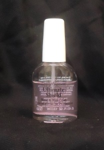 Photo of Ultimate Shield Base & Top Coat from Sally Hansen