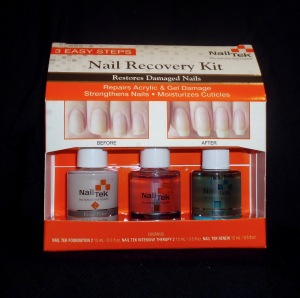 Photo of Nail Recovery Kit from Nail Tek