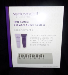 Photo of True Sonic Dermaplaning System Replenishment Kit from Michael Todd Beauty