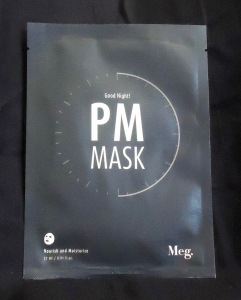 Photo of Good Night! PM Sheet Mask from Meg Cosmetics