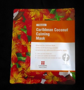 Photo of 7 Wonders Caribbean Coconut Calming Sheet Mask from Leaders Cosmetics