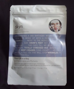 Photo of Face-Lift in-a-Bag from Skyn Iceland