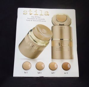 Photo of Stay All Day Foundation & Concealer sample from Stila Cosmetics