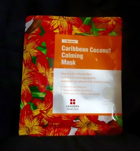 Photo of 7 Wonders Caribbean Coconut Calming Sheet Mask from Leaders Cosmetics USA