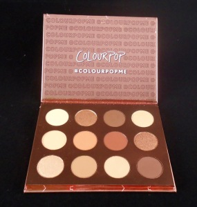 Photo of Double Entendre Pressed Eyeshadow Palette from Colourpop