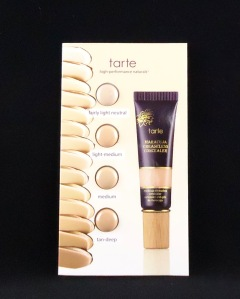 Photo of Maracuja Creaseless Concealer sample from Tarte Cosmetics