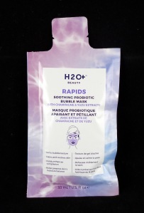 Photo of Rapids Soothing Probiotic Bubble Mask from H20+ Beauty