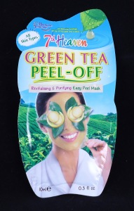 Photo of 7th Heaven Green Tea Peel-Off Mask from Montagne Jeunesse