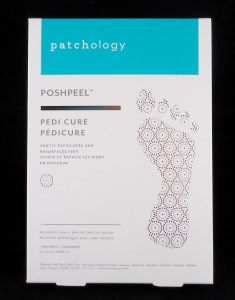 Photo of Poshpeel Pedi Cure Treatment from Patchology