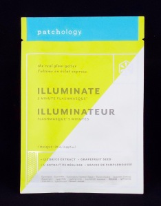 Photo of FlashMasque Illuminate 5 Minute Sheet Mask from Patchology