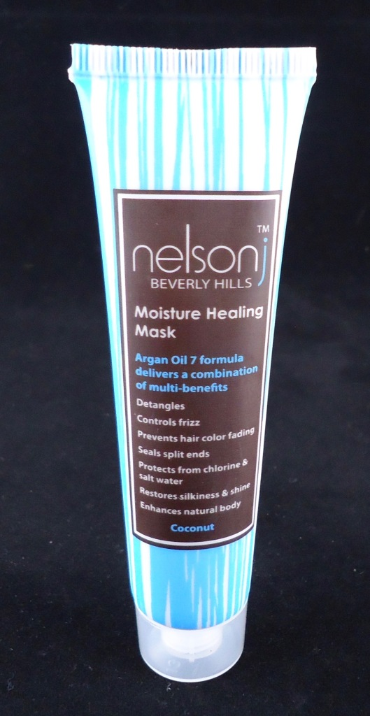 Photo of sample size Moisture Healing Mask from Nelson J Beverly Hills