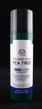 Photo of Tea Tree Night Lotion from The Body Shop