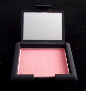 "Photo of sample size Blush in ""Orgasm"" from NARS Cosmetics"