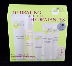 Photo of Daily Hydrating Solutions Kit from Juice Beauty