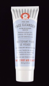 Photo of sample size Pure Skin Face Cleanser from First Aid Beauty