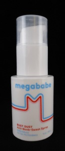 Photo of Bust Dust Anti-Boob-Sweat Spray from Megababe