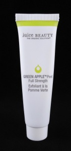 Photo of Green Apple Peel Full Strength sample from Juice Beauty