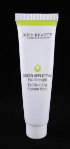 Photo of Green Apple Peel Full Strength sample from Juice Beauty