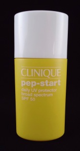 Photo of Pep-Start Daily UV Protector Broad Spectrum SPF 50 from Clinique