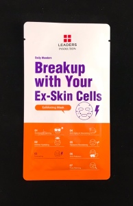 Photo of Breakup with Your Ex-Skin Cells Sheet Mask from Leaders USA Cosmetics