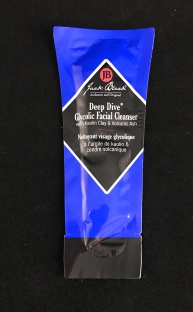 Photo of Deep Dive Glycolic Facial Cleanser sample from Jack Black