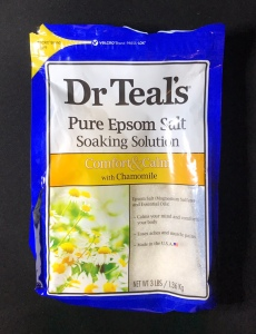 Photo of Comfort & Calm Epsom Salt Soaking Solution with Chamomile from Dr Teal's