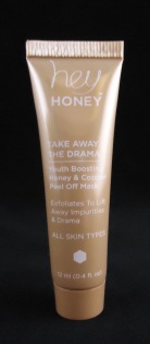"Photo of sample size ""Take Away the Drama"" Youth Boosting Honey & Copper Peel Off Mask from Hey Honey"