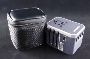 Photo of Power Plug Travel Adapter from Sublimeware