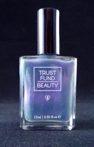 "Photo of Nail Polish in ""Mermaid Vibes"" from Trust Fund Beauty"
