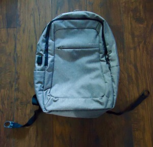 Photo of Slim Anti-Theft Business Laptop Backpack from Kopeck