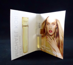 Photo of sample Sexy Amber Eau de Parfum from Michael Kors