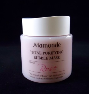 Photo of Petal Purifying Bubble Mask from Mamonde