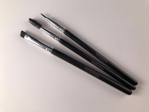 Photo of Pro Series 3-Piece Eye & Brow Brush Set from Aesthetica