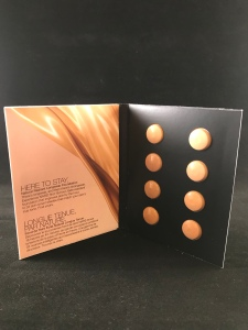 Photo of sample Natural Radiant Longwear Foundation from NARS Cosmetics