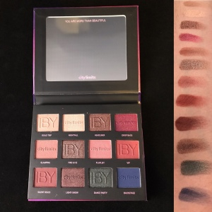 Photo of City Limits Palette from IBY Beauty