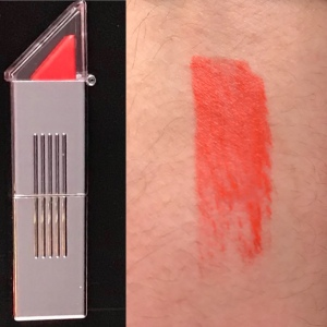 "Photo of STIKS Lipstick in ""Tangerine"""