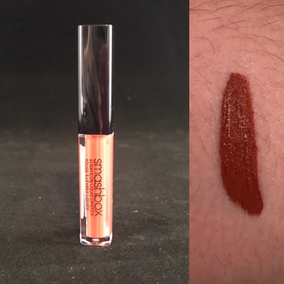 "Photo of sample size Always On Liquid Lipstick in ""Out Loud"" from Smashbox Cosmetics"