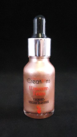 Photo of Unicorn Tears Liquid Highlighter from Beauty Creations