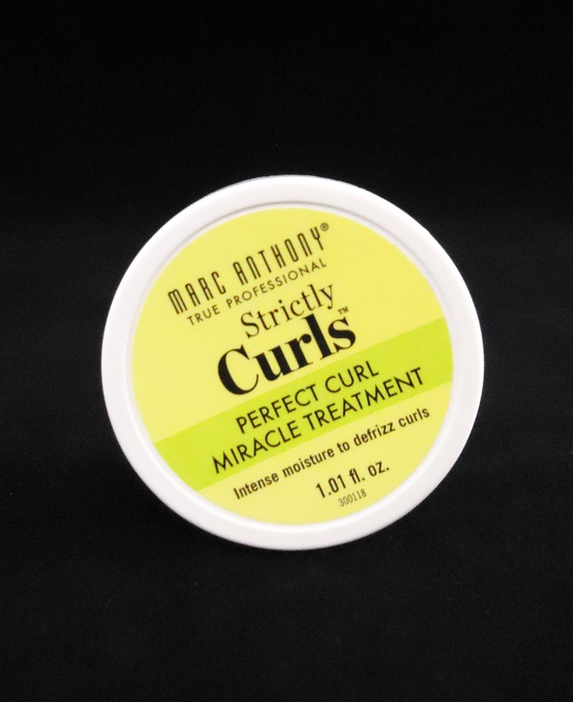 Photo of Strictly Curls Perfect Curl Miracle Treatment from Marc Anthony True Professional