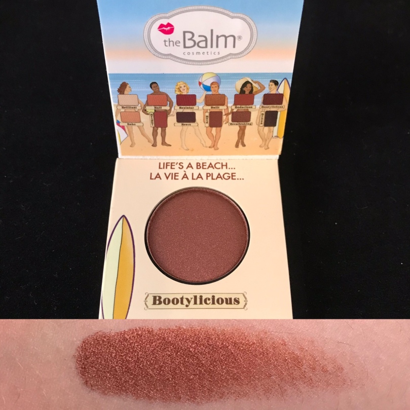 "Photo of Nude Beach Eyeshadow in ""Bootylicious"" from TheBalm Cosmetics"