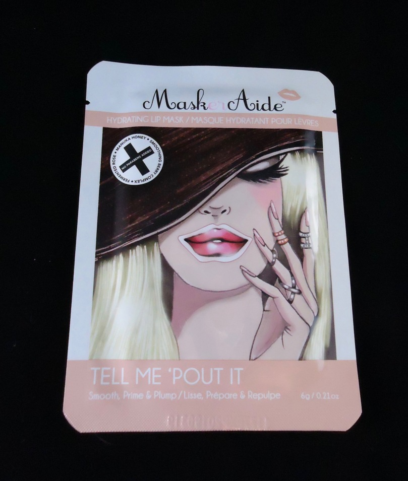 Photo of Tell Me 'Pout It Lip Mask from MaskerAide