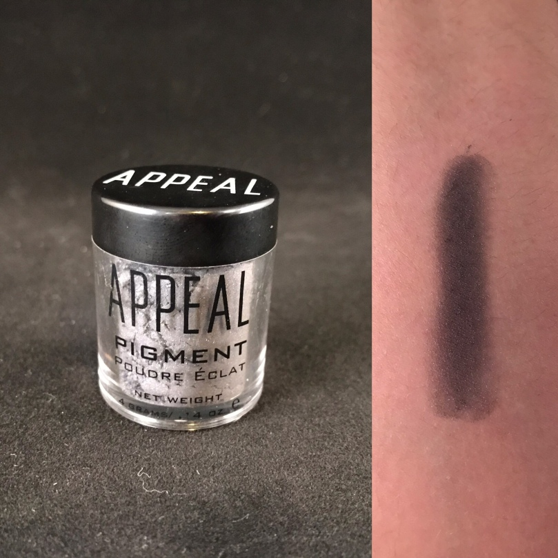 Photo of Charcoal Pigment from Appeal Cosmetics