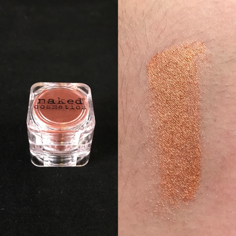 Photo of Heavy Metal Eyeshadow HE-04 from Naked Cosmetics